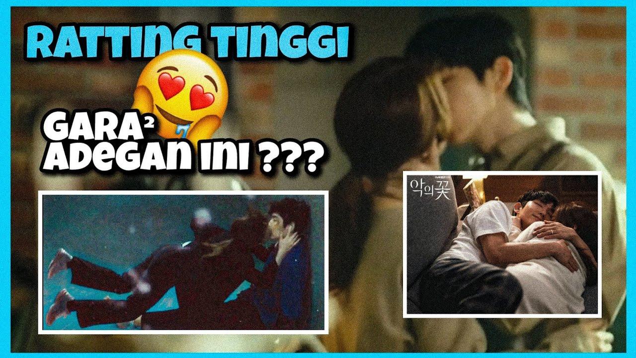 Ciuman di eps 1 ! Inilah 7 Fakta Drama Flower Of Evil, drakor barunya Lee Joon-gi dan Moon Chae-won