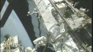 Final STS-128 Spacewalk Activities