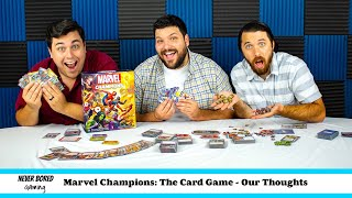 Marvel Champions: The Card Game - Our Thoughts