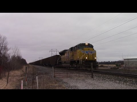Lots of Foreign Power Along The CP's Tomah Subdivision Railfanning Journal 33