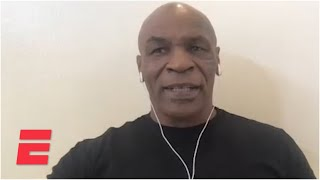 Mike Tyson on Roy Jones Jr. fight and being back in the ring   ESPN