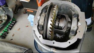 "VLOG #18: Ford 8.8"" Differential Rebuild - Spartan Locker Install!"