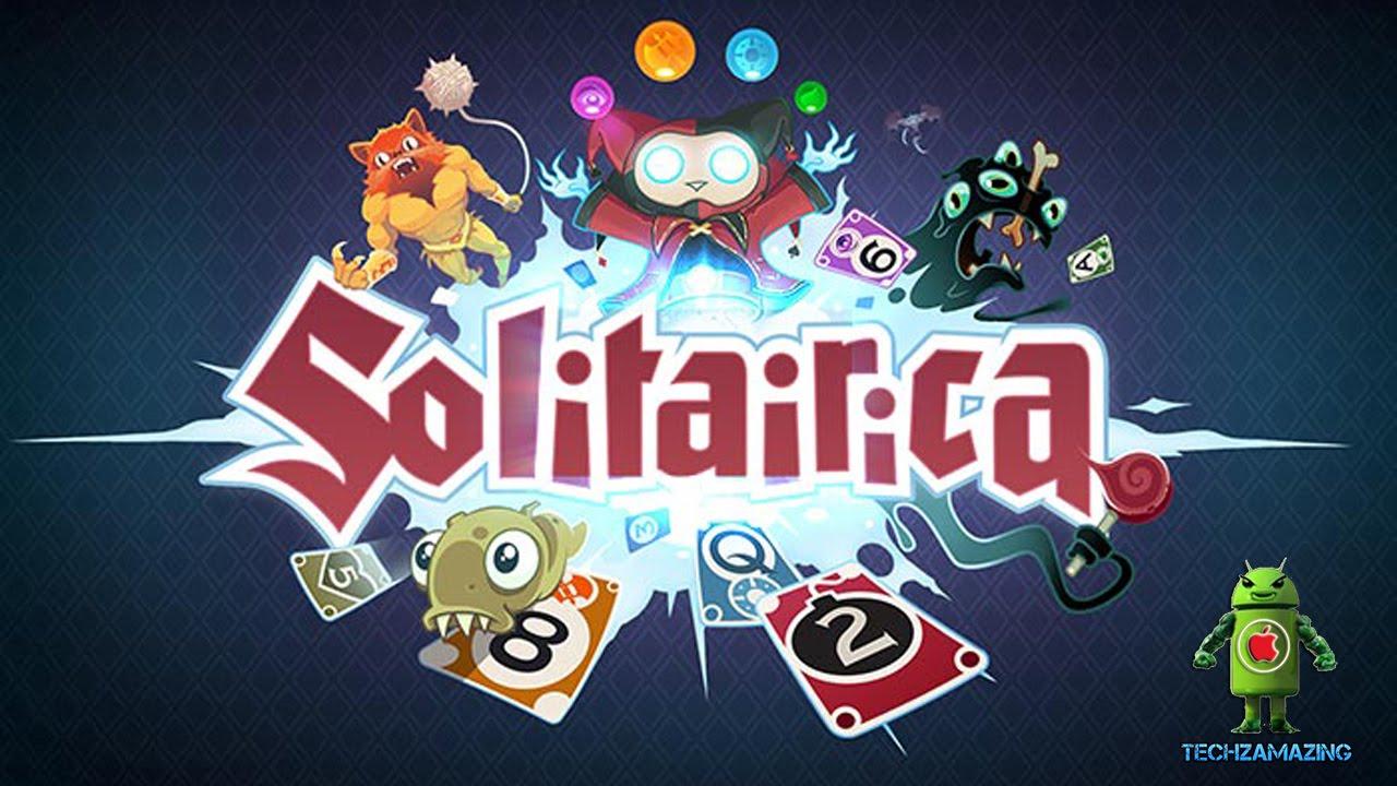 Solitairica iOS / iPAD Gameplay Trailer HD