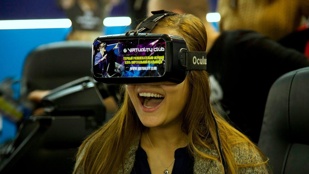 Очки виртуальная реальность oculus rift аренда купить виртуальные очки на avito в ногинск