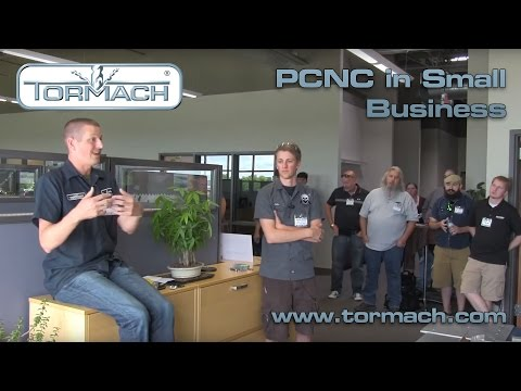 Thumbnail: PCNC in Small Business