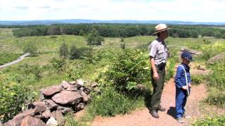 Little Round Top with Gettysburg National Military Park Ranger Matt Atkinson