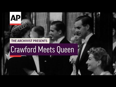 Joan Crawford Meets the Queen | The Archivist Presents | #47