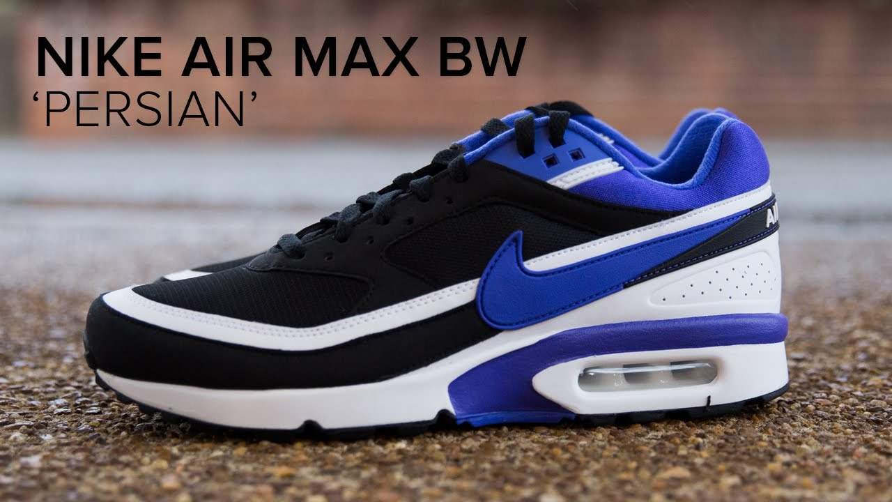 nouveau produit 0df18 27a8b Nike Air Max BW Ultra 'Persian' Quick On Feet Review