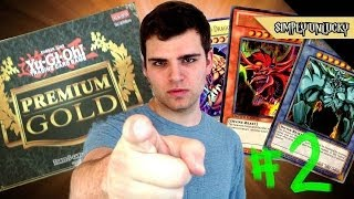 Best Yugioh Premium Gold 1st Edition Box Opening! The Gods and Beelzebub Part 2 Thumbnail
