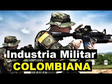 Top 10 Armas Fabricadas en COLOMBIA.