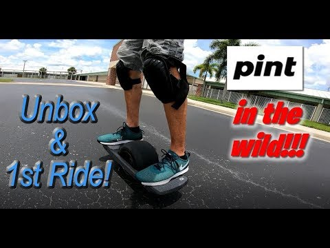 OneWheel Pint - Unbox and First Ride - A Stud or a Dud???