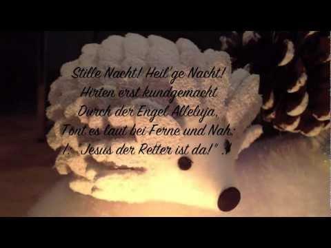 Stille Nacht, heilige Nacht Text Karaoke