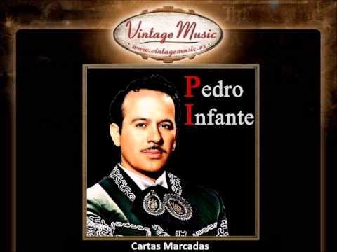 Pedro Infante -- Cartas Marcadas (VintageMusic.es)