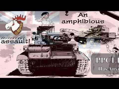Girls Und Panzer Unofficial Soundtrack: Maple High School (Canada)