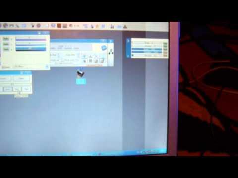 DMX контроллер управления светом по USB (USB-DMX) в работе