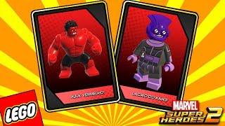 LEGO Marvel Super Heroes 2 #70 - Boss Fight Hulk Vermelho!!! (GAMEPLAY PT-BR)