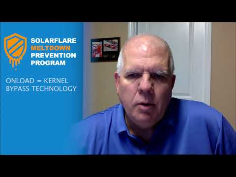 Solarflare Meltdown Prevention Program
