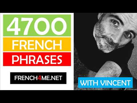 Learn 4700 French phrases in 22 hours