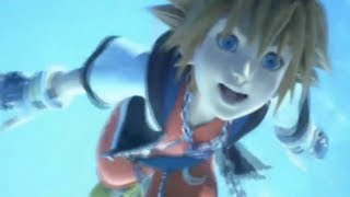 Kingdom Hearts 3 PS4 Trailer