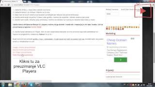Balkan-TV.com | Instalacija VLC Playera