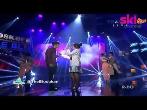Aurel ft Rassya - Cinta Surga at The Blusukan