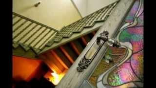 Двери, лестница, мебель из массива дуба в загородный коттедж(Более 15 лет компания «Лаганаки» занимает лидирующие позиции на российском рынке, предлагая своим Клиентам..., 2015-03-30T10:12:49.000Z)