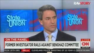 Donna Brazile shuts down CNN Benghazi panel