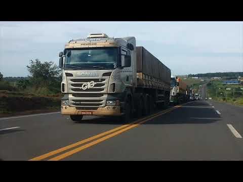 Paralisação dos transportes MS