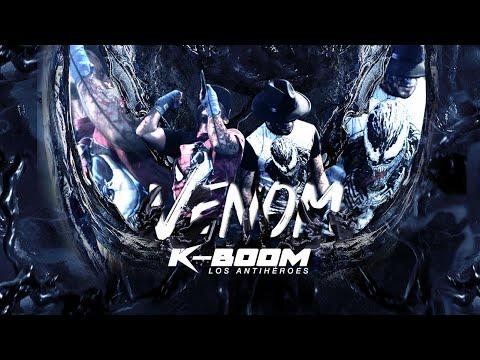 Venom - Kboom Los Antihéroes