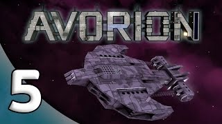 Avorion - 5. Faction Warfare - Let's Play Avorion Gameplay