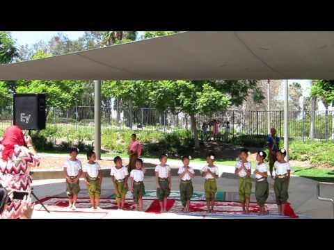 Khmer Arts Academy 2016 at S.L.A.M.