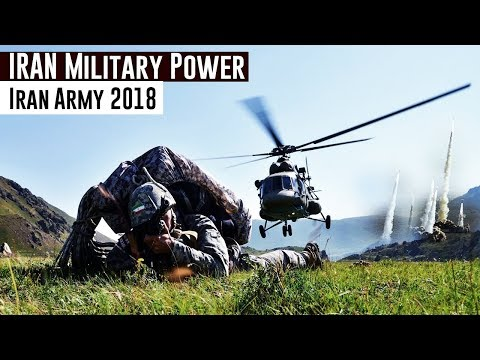 IRAN Military Power / IRAN Army  2018