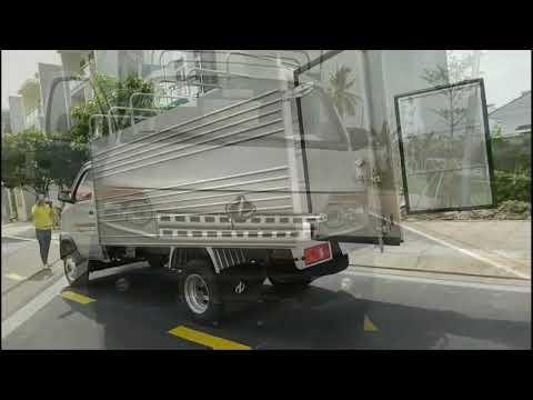 Xe tải Dongben mui bạt 1 tấn 9- giá bao nhiêu- giá rẻ.