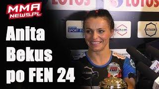 FEN 24: Anita Bekus znokautowała Porczyk w 15 sekund!