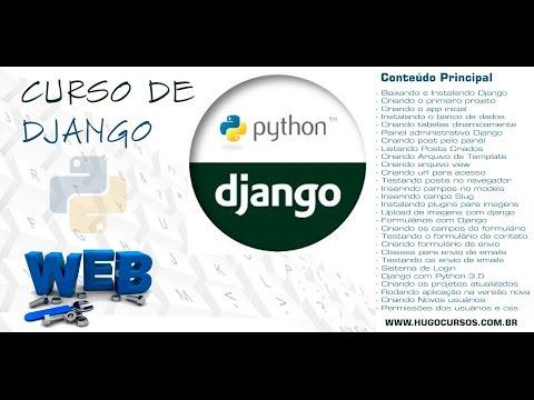 Curso de Django - Aula 01 - Programação WEB com Python