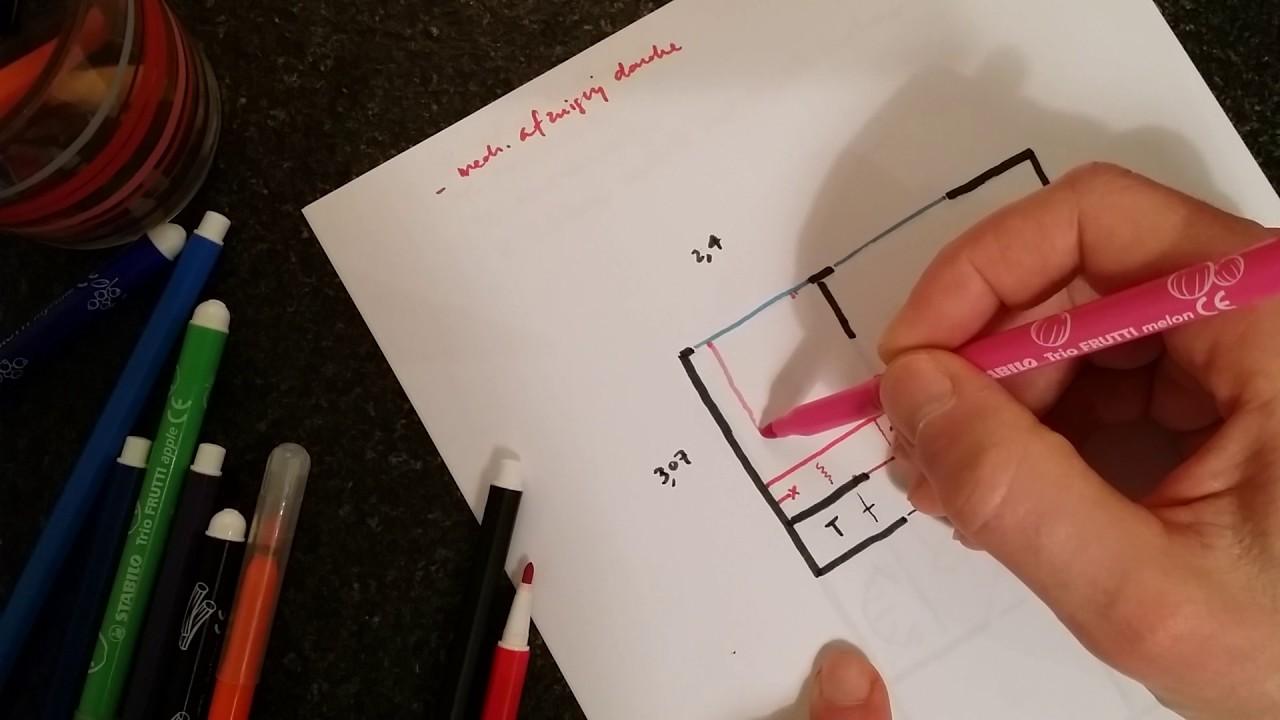 Badkamer Indeling Maken : Badkamer waar in huis maken tips voor indeling youtube
