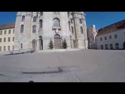 STREET VIEW: Die Basilika in Weingarten in GERMANY