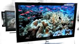 LED телевизоры Samsung   обзор