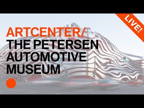 Live from the Petersen Automotive Museum