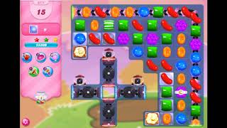 Candy Crush Saga - Level 3374 ☆☆☆ Impossible without boosters