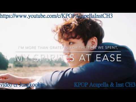 [Acapella] JungKook (정국 of BTS) - Purpose (Cover) [OT Justin Bieber]
