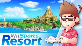 A Video About Wii Sports Resort
