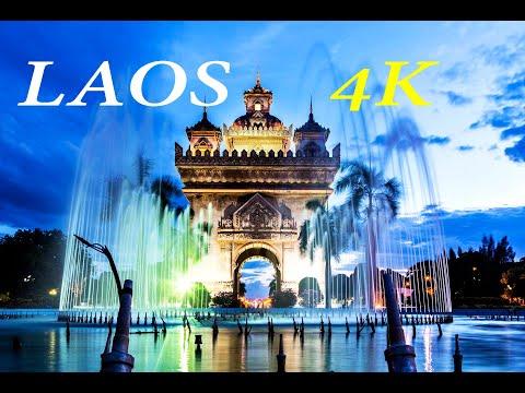 Unique Laos   World in 4K