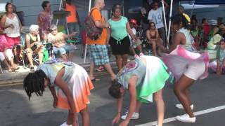 Dynamic Revolution Bermuda Day Parade 2013 ♡ [ She Doesn`t Mind ] xo