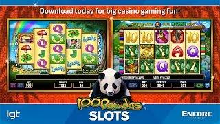 IGT Slots: 100 Pandas Trailer