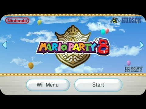 Mario Party 8 King Boo's Haunted Hideaway Gameplay