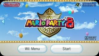 Mario Party 8 King Boo