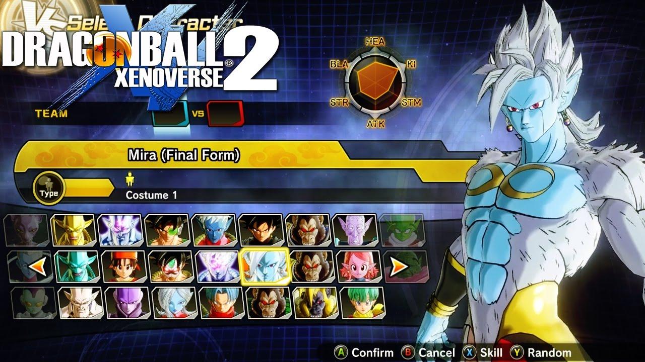 Dragon Ball Xenoverse 2: Mira forma final y tutorial de ...