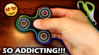 UNBOXING MY FIDGET SPINNER!!!!