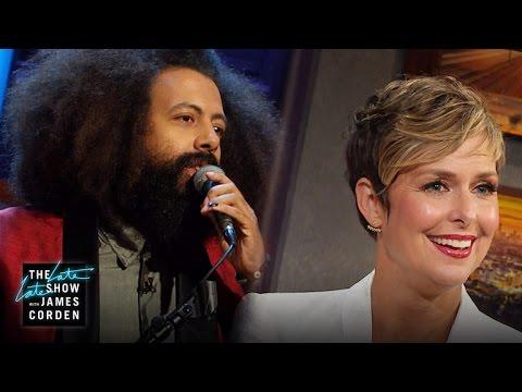 Reggie's Question: Melora Hardin - Web Exclusive